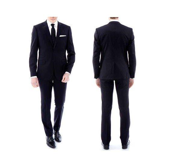 costume slim brucefield pure laine super 150s