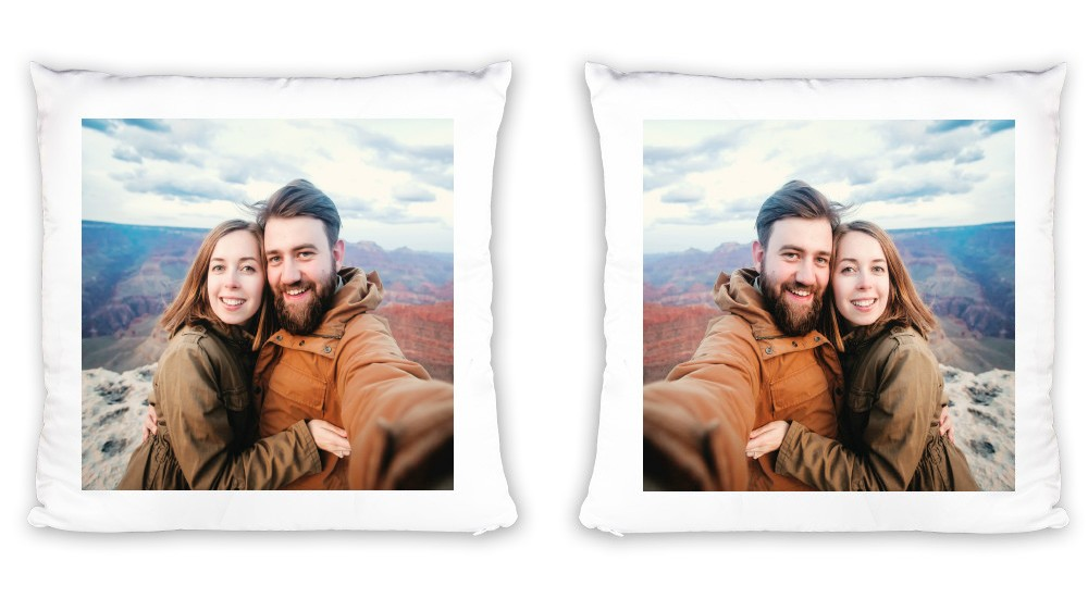 coussin personnalisable photo