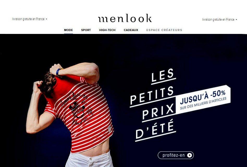 Déstockage de mode homme chez Menlook !