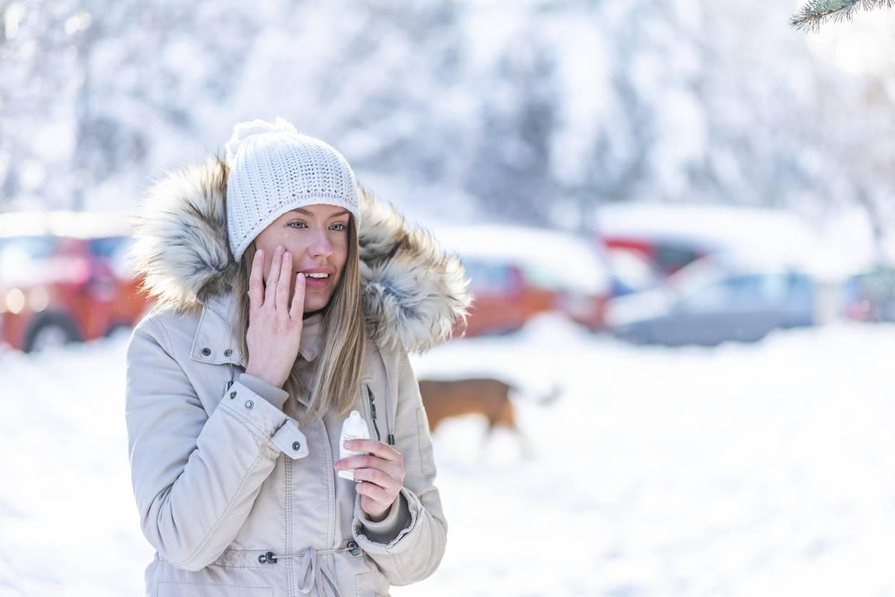 faut il se proteger du soleil en montagne en hiver
