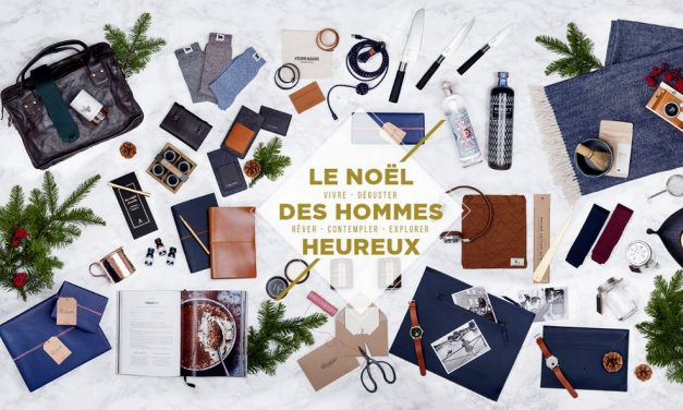 Idées Cadeaux Pour Hommes chez Les Raffineurs !