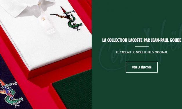 La Collection Lacoste par Jean-Paul Goude