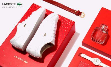 Livraison Express Offerte et Garantie pour Noël chez Lacoste !