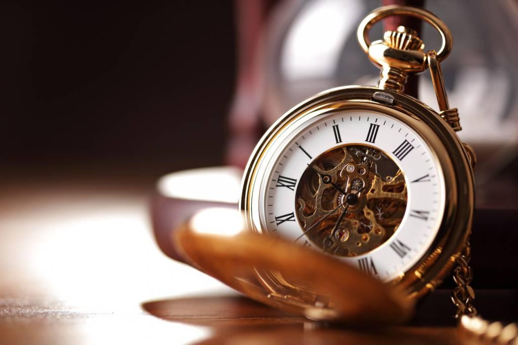 retour de la mode des montres a gousset