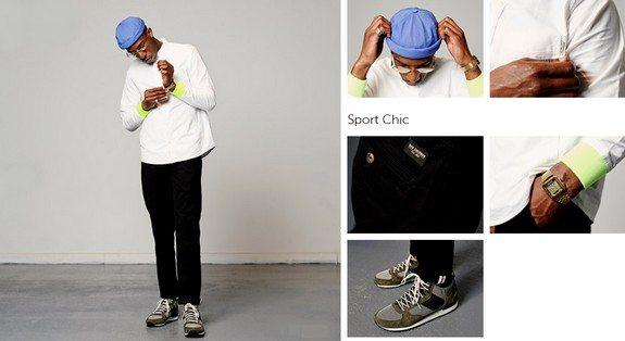 look homme black streetwear chic