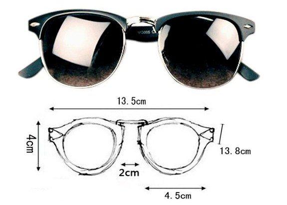 lunettes de soleil pas cheres unisexe style aviator