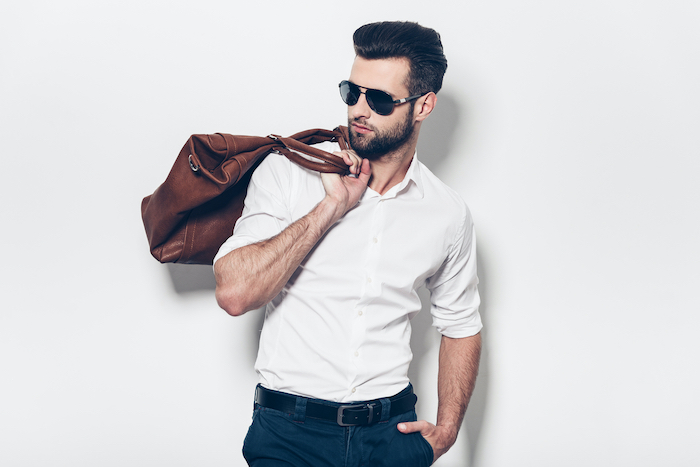maroquinerie sac tendances mode homme