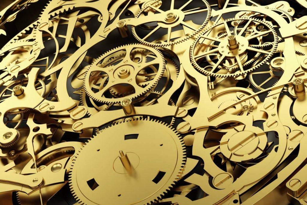 mecanisme de montre