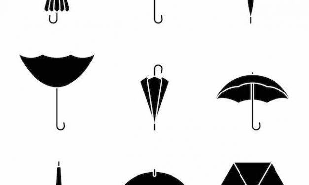 Le parapluie, un accessoire de mode à part entière !