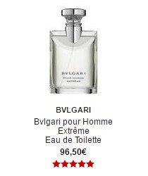 parfum bulgari bvlgari homme extreme eau de toilette sephora