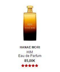 parfum hanae mori him eau de parfum sephora