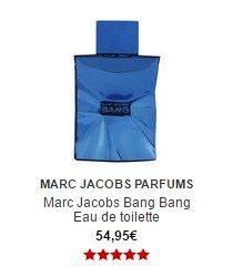 parfum marc jacobs bang bang eau de toilette sephora