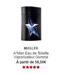 parfum thierry mugler amen vaporisateur gomme eau de toilette sephora