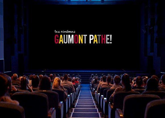 Places de cinéma pas chères chez Gaumont Pathé