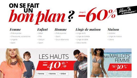 Bon Plan 3 Suisses