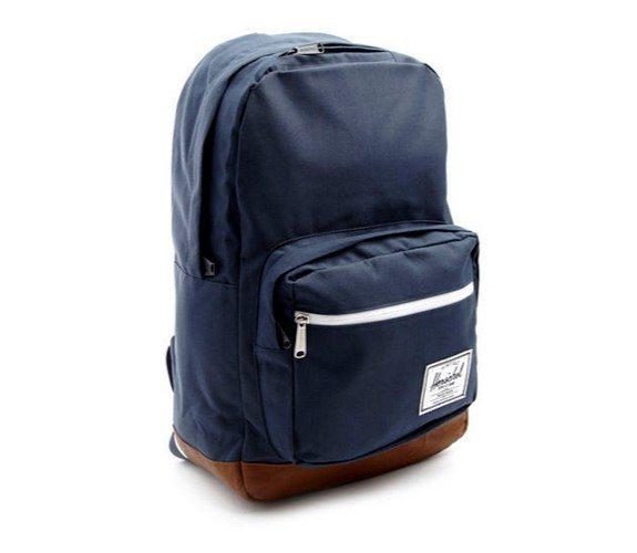 sac a dos bleu herschel