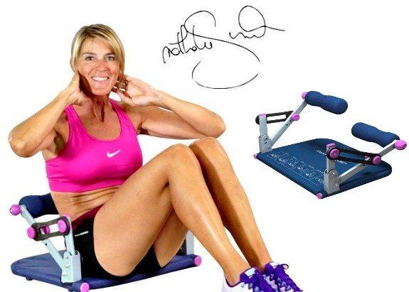 shaper relax 3000 appareil de sport nathalie simon