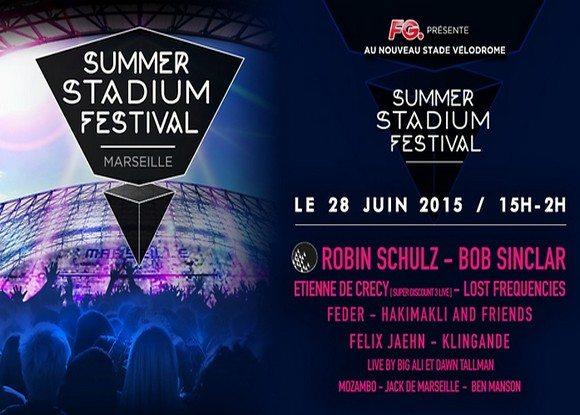 Le Summer Stadium Festival 2015