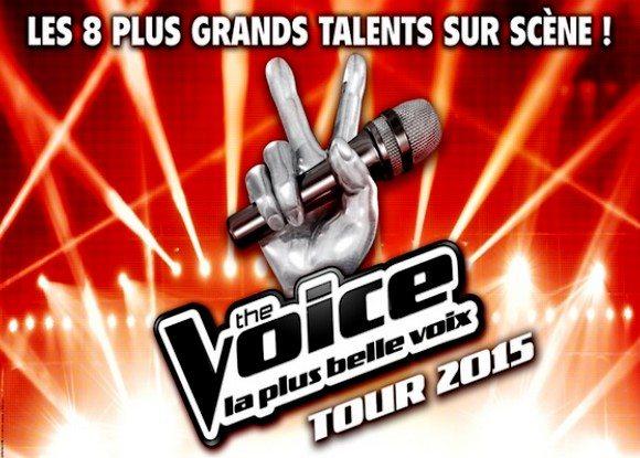 Dernières places The Voice Tour