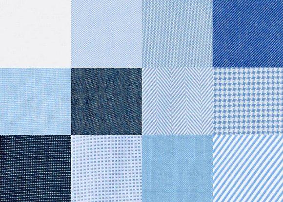 Les différents tissus pour une chemise homme