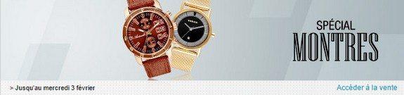 vente de montres homme