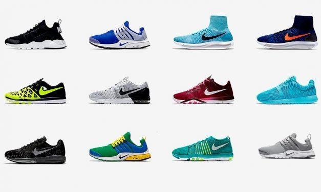 Nike à moitié prix, ça vous tente ?