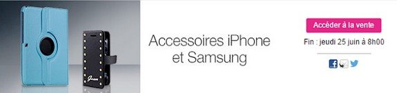 vente privee accessoires iphone samsung