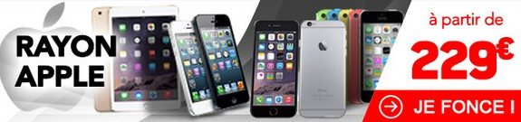 vente privee apple