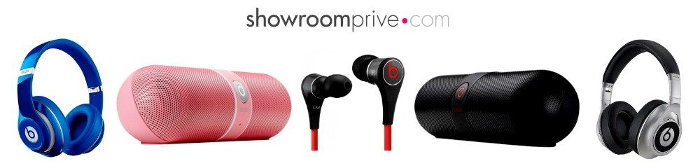 vente privee beats by dr dre showroomprive