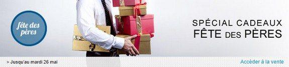 vente privee cadeaux fete des peres