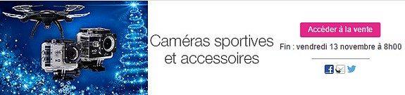 vente privee cameras sportives et accessoires eko