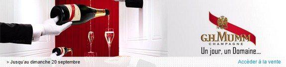 vente privee champagnes Muum