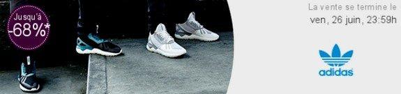 vente privee chaussures adidas