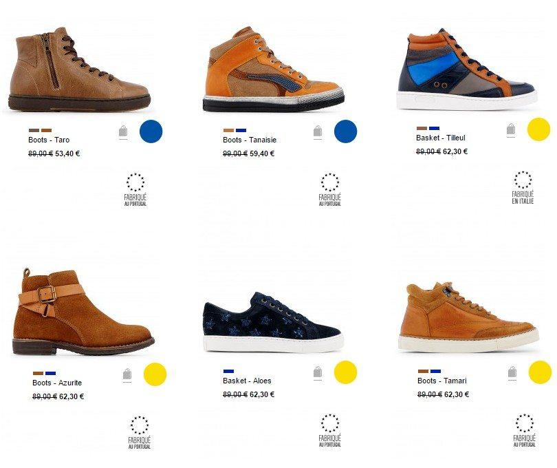 vente privee chaussures enfant minelli