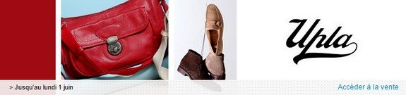 vente privee chaussures homme femme maroquinerie upla