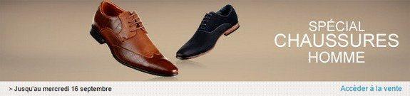 vente privee chaussures pour hommes