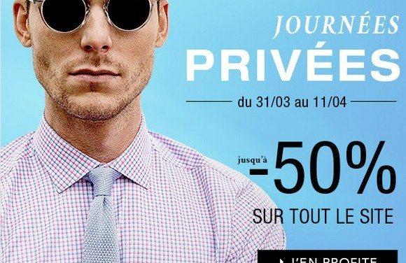 Atelier Privé : Jusqu'à -50% sur tout le site !
