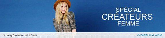 vente privee createurs mode femme