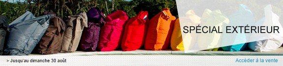 vente privee déco poufs coussins fauteuils