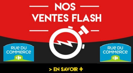 vente privee high tech rue du commerce ventes flash rueducommerce