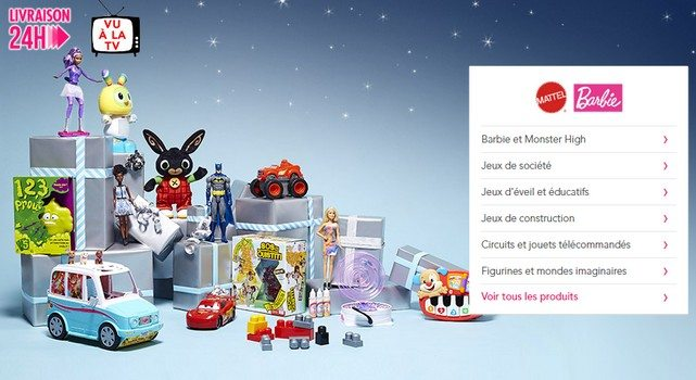 vente privee jouets showroomprive