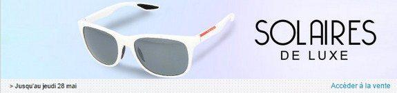 vente privee lunettes de soleil de luxe