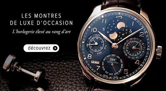 vente privee montres luxe menlook