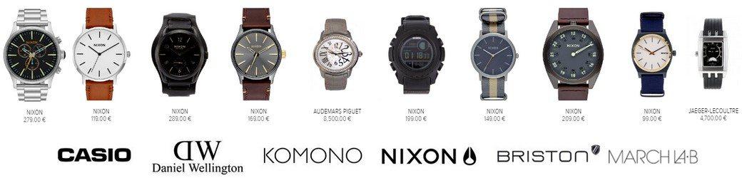 vente privee montres menlook