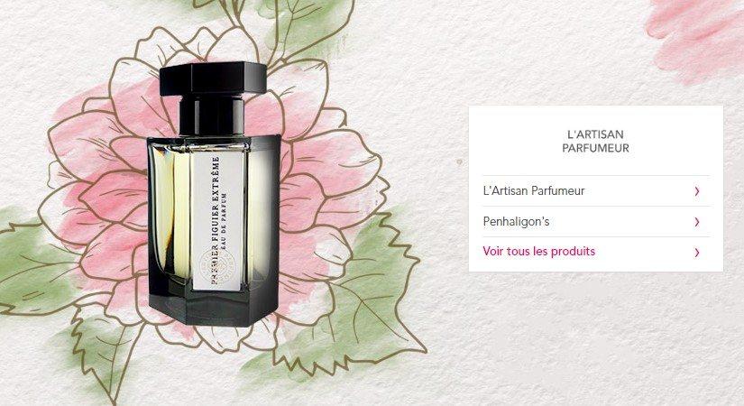 vente privee parfums artisan parfumeur showroomprive