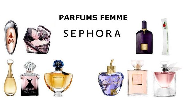 vente privee parfums femme sephora