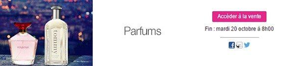 vente privee parfums homme femme showroomprive