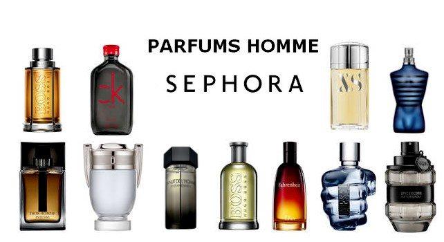 vente privee parfums homme sephora