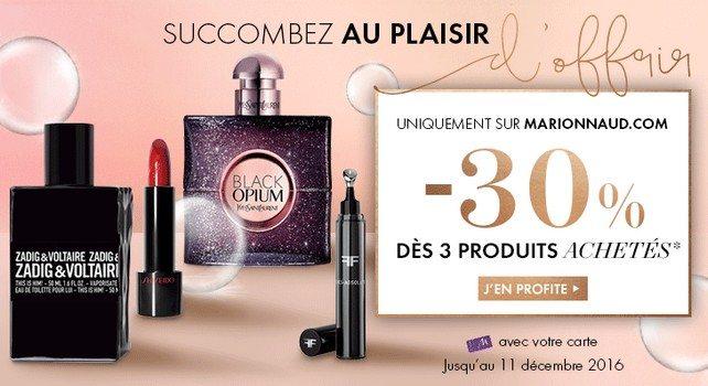 vente privee parfums marionnaud