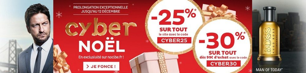 vente privee parfums nocibe